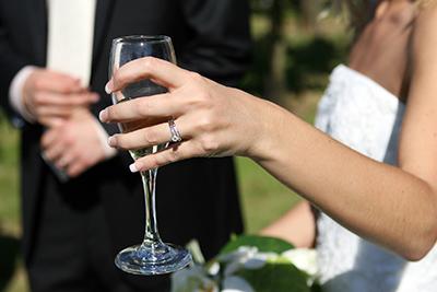Kokken & Jomfruen bryllupstraditioner